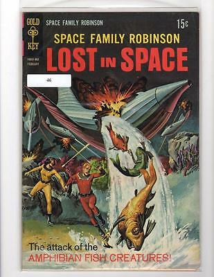 Space Family Robinson Lost In Space Attack of the amphibian fish creat... Lot 46