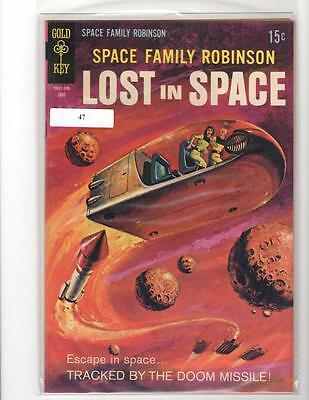 Space Family Robinson Lost In Space Tracked by the doom missile Lot 47