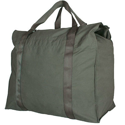 New Government Issue Serbian Military Surplus  Parachute Cargo Bag 23x20x18 1/2