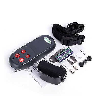 4in1 Remote Pet Control Dog Training trainer Shock & Vibrate Collar small/big US