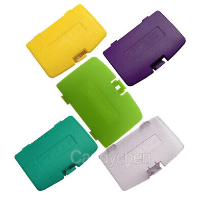 Replacement Batterie Pile Cache Battery Cover Pour Nintendo Gameboy Color GBC