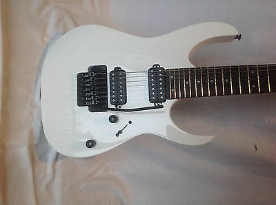 Ibanez RG 7-String RG7420 - White (with soft case)