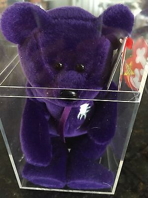 ***Princess Diana Beanie Baby***   Rare, First Edition, Perfect Condition