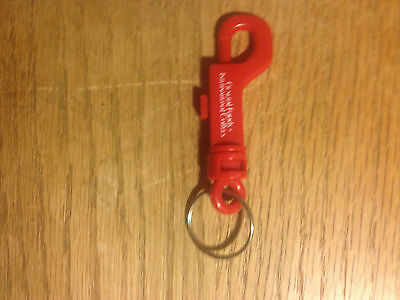 GENERAL FOODS KEY CHAIN--TWO ENDS ARE KEY CHAINS
