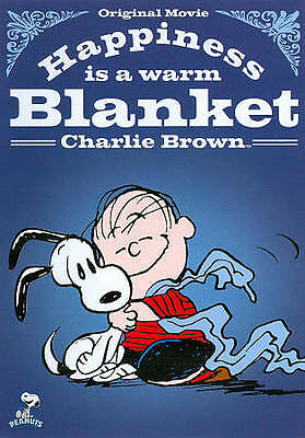 Happiness Is a Warm Blanket, Charlie Brown (DVD, 2011)