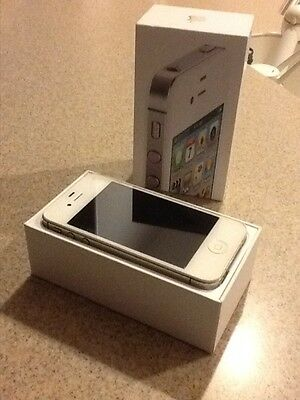 Apple iPhone 4s - 16GB - White (T-Mobile) Smartphone