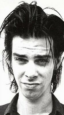 NICK CAVE fridge magnet - REDUCED TO CLEAR