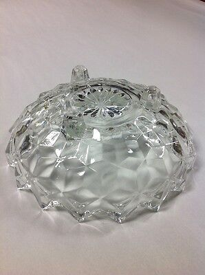 """VINTAGE WHITEHALL CANDY DISH BOWL 5 1/2"""" - No Lid"""