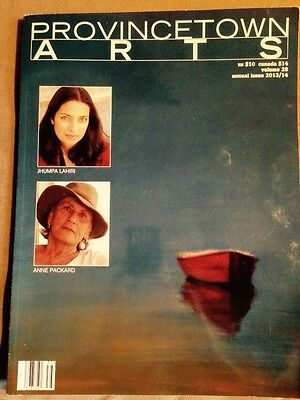 Anne Packard-Provincetown Arts- Biography & Color Illustrations