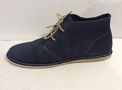 1901 'Brent' Chukka Men's, Size 10.0,Ankle Boots, Medium (D, M), Solid and Suede
