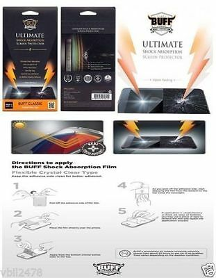 BUFF CLASSIC ULTIMATE SHOCK ABSORPTION SCREEN PROTECTOR FOR Samsung Galaxy S4 i9