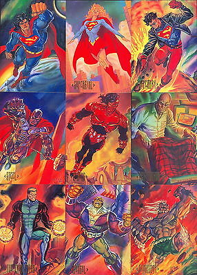 1996 Fleer Ultra Onslaught card #73 SHEDS XAVIER 96 x-men new avengers