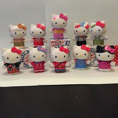 X10 Hello Kitty Blindbox (Series 3) Urban Outfitters Sanrio Complete Set Rare