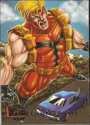 1996 Fleer Ultra Onslaught card #24 GIANT MAN 96 x-men new avengers