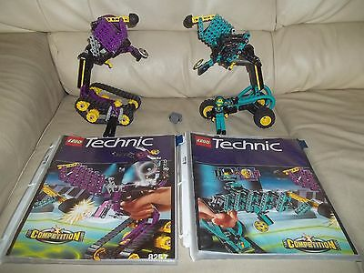 LEGO TECHNIC Competition 8257 Cyber Striker 100%  VINTAGE, RARE, HARD TO FIND
