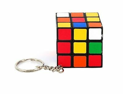 Mini Keychain 3*3*3 Cube Puzzle Magic Game Toy casse-tête