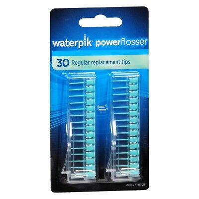 Waterpik ftw-01 ft-01 floss tips power flosser fla220 flw220 flossing tip