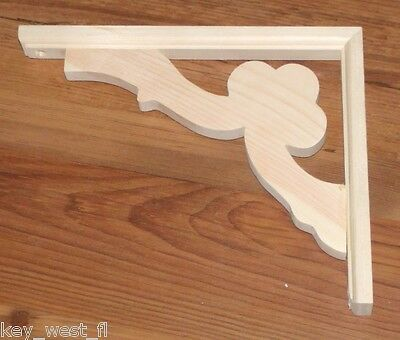 "Victorian Wood Gingerbread ~ Porch Bracket { 12"" x 10"" }  #44 by PLD"