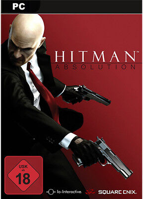 HITMAN: ABSOLUTION - STEAM DE/EU [UNCUT] PC Code CD Key