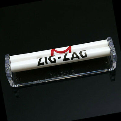 ZIG-ZAG Easy Handroll Cigarette Tobacco Rolling Machine Roller Maker 110mm