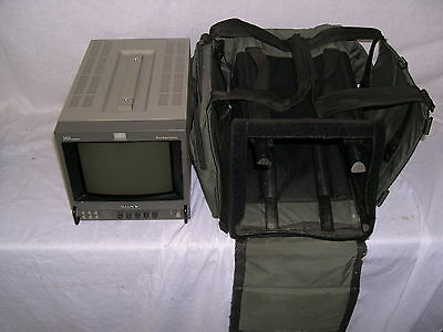 Sony BVM-8044QD SDI Trinitron Color Video Monitor