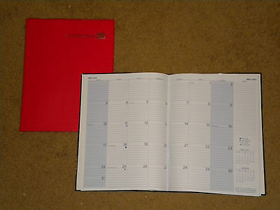 2015 Planner in Monthly Format