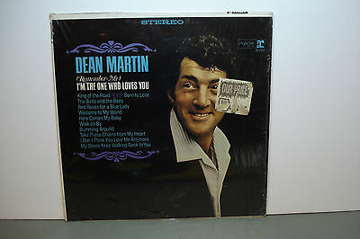 DEAN MARTIN I'M THE ONE WHO LOVES YOU RS-6170 VINYL RECORDS