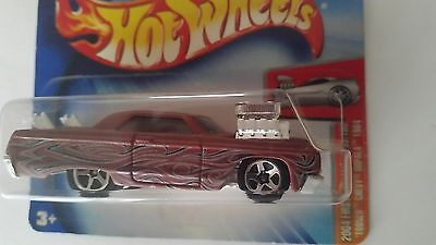 HOT WHEELS 2004 First Editions - TOONED CHEVY IMPALA 1964 33/100