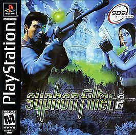 Syphon Filter 2 for PlayStation Video Game Systems