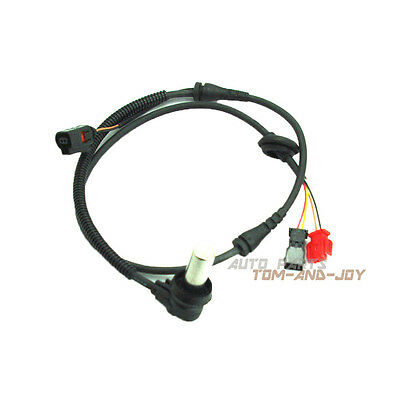 New Front ABS Wheel Speed Sensor For AUDI A6 4B C5 1.8/2.7 T 1.9/2.5 TDi 2.0/2.4