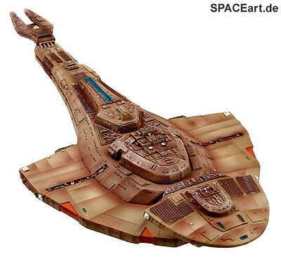 Star Trek: Cardassian Cruiser Galor Class | Modell-Bausatz | Warp