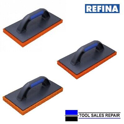 "Refina Sponge Float 11"" Fine, Medium and Coarse"
