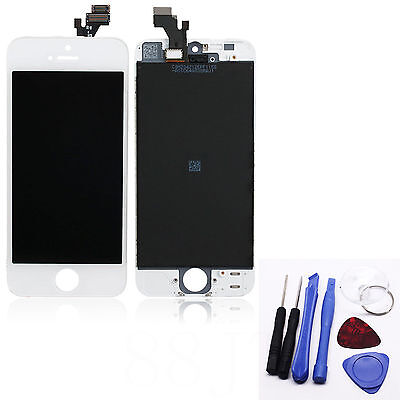 Replacement LCD Display Screen Touch Digitizer Assembly for iPhone 5C White New