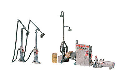Woodland Scenics / SCENIC DETAILS HO - #232 DIESEL FUEL FACILITY D232
