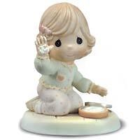 Precious Moments Love From The First Impression - Girl 115899 NIB