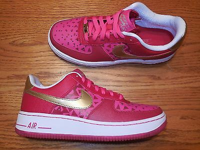 Youth Nike Air Force 1 (GS) Shoes -AF1- Style# 314219 601-Sz 7Y Women's 8.5- NEW
