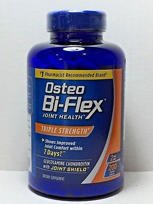 Osteo Bi-Flex Joint Health Triple Strength, 200 Coated Tablets