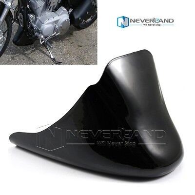Front belly pan Spoiler Chin Fairing For Harley Sportster 883 XL1200 2004-2014 @