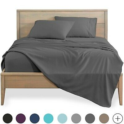 1800 Series Premium Ultra-Soft Microfiber 3-Piece Sheet Set- TwinXL
