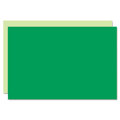 Too Cool Foam Board, 20x30, Light Green/Green, 5/Carton