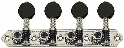 Rubner 728-EH A-style mandolin tuners