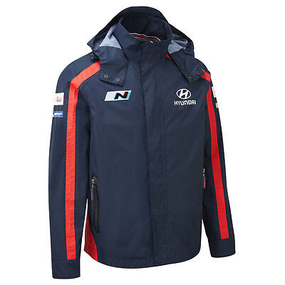 NOW WITH 15% OFF: Hyundai Lightweight Jacket WRC Motorsport Coat All Sizes