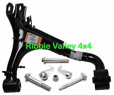 Land Rover Discovery 3  L/h Ns Rear Upper Suspension Arm Wishbone Gen + Bolt Kit