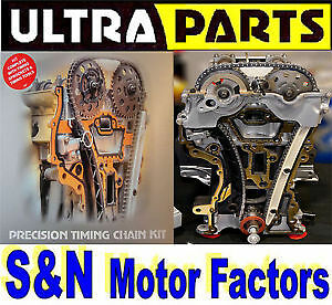 Timing Chain Kit - fits Peugeot Boxer - 2.2 HDi (Ford Duratorq Engine) - TK172