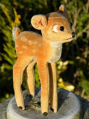 OLD STEIFF DISNEY 'BAMBI' ADORABLE 1950's - 1960's VINTAGE, A LOVELY EXAMPLE