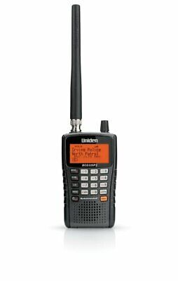 Uniden BCD325P2 Digital Handheld Police Scanner Trunking Portable Fire APCO-25