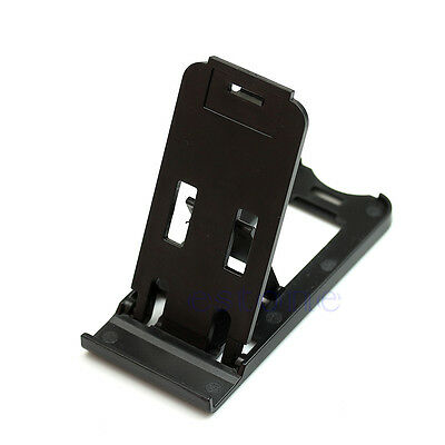 New Foldable Universal Adjustable Stand Holder Cradle For Mobile Phone Tablet PC