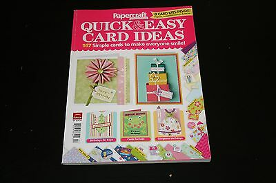 Paper Craft Inspirations Quick And Easy Card Ideas