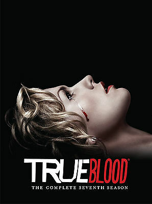 True Blood:Complete Seventh Season 7 (DVD, 2015) *NEW* Free Shipping!