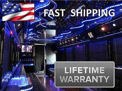NEW Digital LED Replacement LIMOUSINE Limo Lighting -- Luxury Interior - BRIGHT